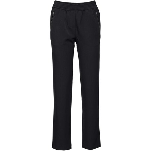 Damen Business Hose, in Schwarz