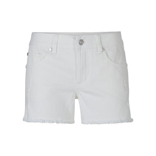 Damen Shorts, 297947 in Wollweiß