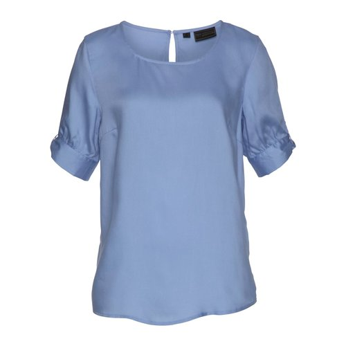 Damen Premium Tunika, in Hellblau
