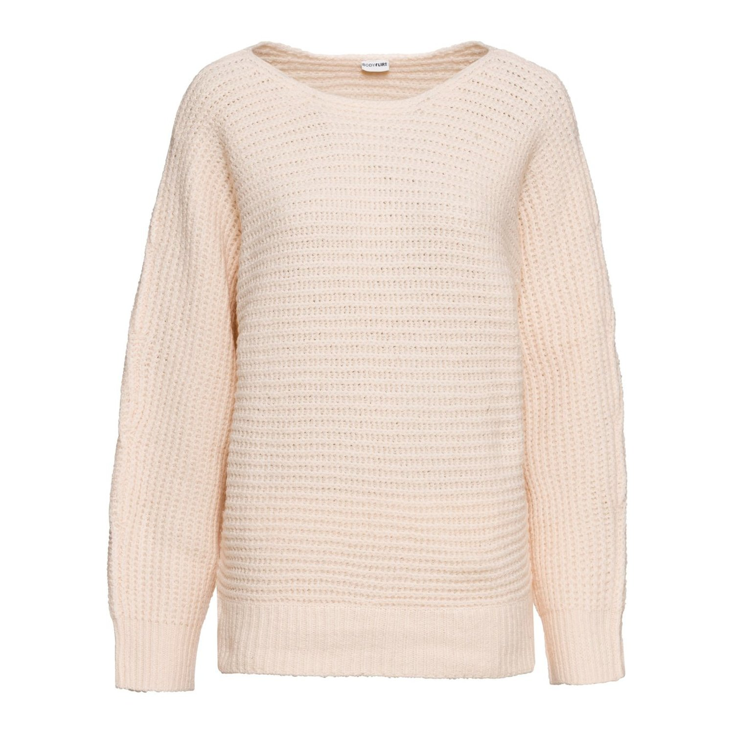 Damen Pullover, in Hell Rosa