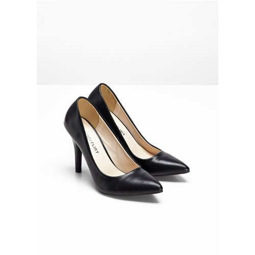 Damen Pumps, 313770 in Schwarz
