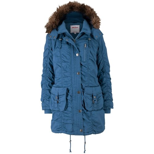 Damen Winterjacke, in Hellindigo
