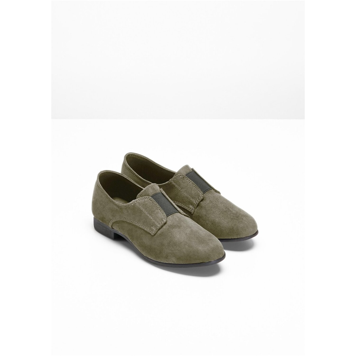 Damen Slipper, in Khaki