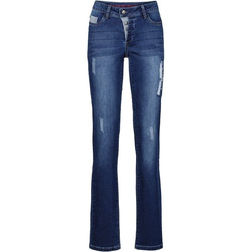 Damen Jeans, in Blue Stone