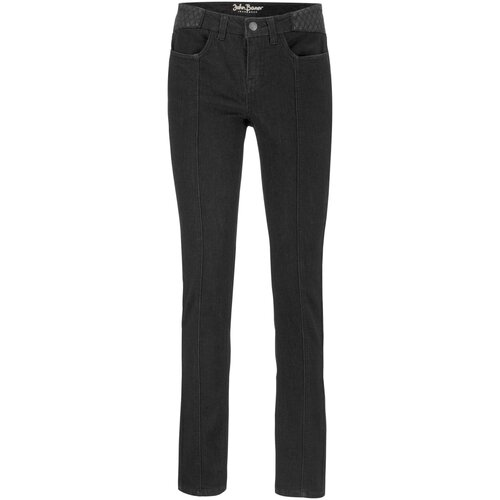Damen Multi-Stretch-Skinny-Jeans mit Applikationen, in...