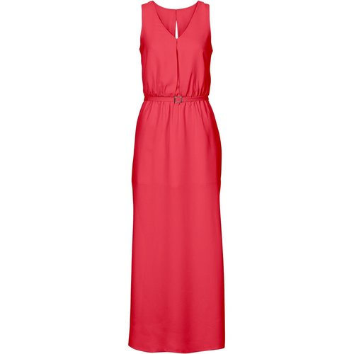 Damen Maxi-Kleid, in Pink