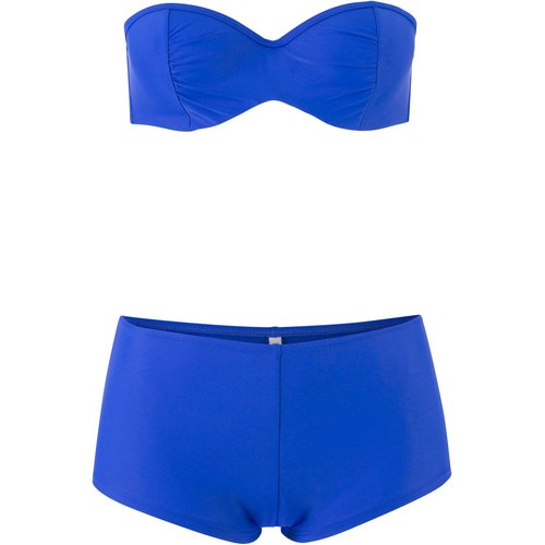 Damen Multiway Bügel Bikini (2-tlg. Set), in Royalblau,...